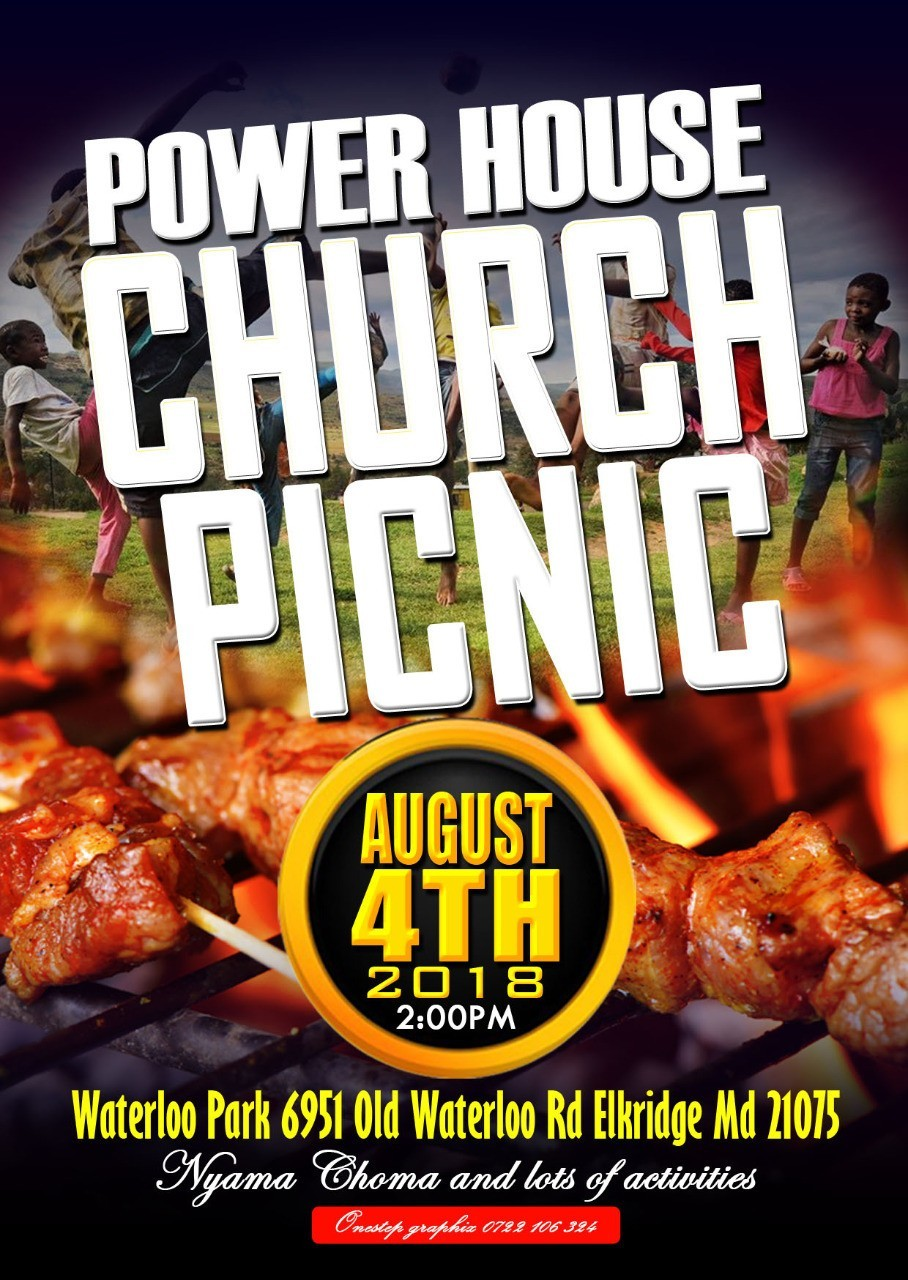 Power House Church Picnic